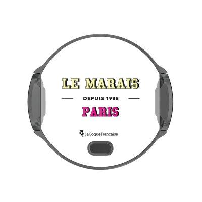 Support voiture avec charge à induction Le Marais La Coque Francaise