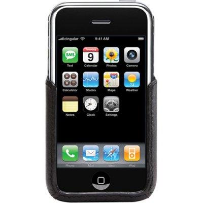 Griffin Elan coque clip noir iphone 3g 3gs