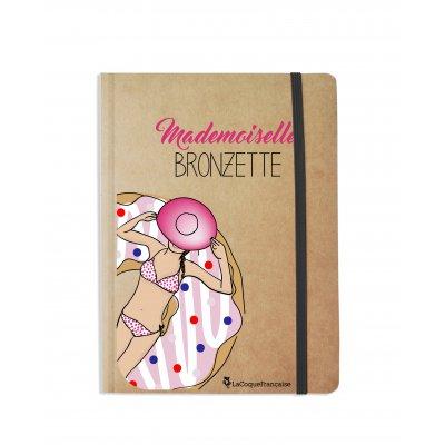 Carnet Mademoiselle Bronzette