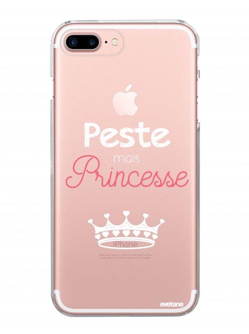 coque peste mais princesse iphone 7