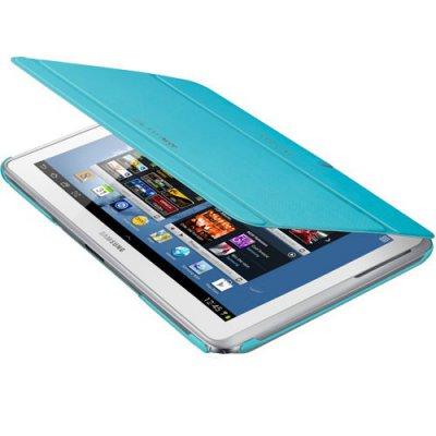 Etui coque Samsung bleu pour Galaxy Note 10.1 N8000
