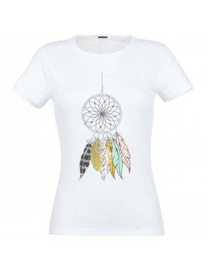 T-shirt Attrape Rêves Scandinave pour Taille L
