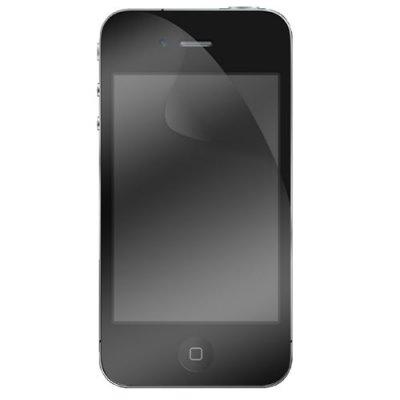 Lot de 2 protections ecran 1 transparent et 1 privee pour iPhone 4/4S