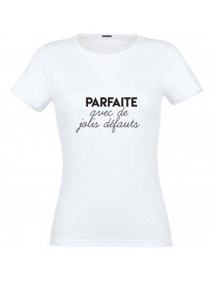 T-shirt Parfaite Avec De Jolis Défauts Taille S