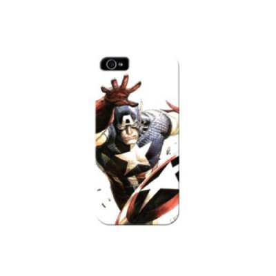 Coque iPhone 5 Marvel Legendary Captain America
