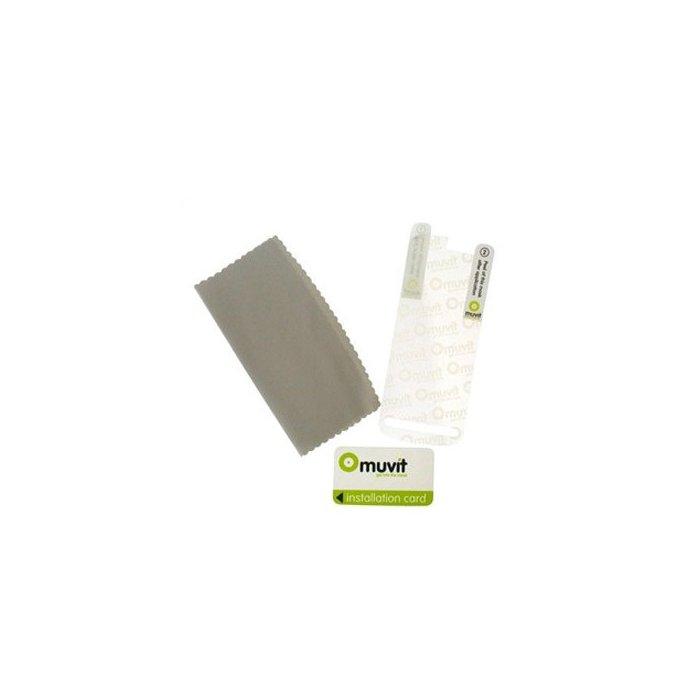 Lot de deux films transparents Muvit pour Nokia X6