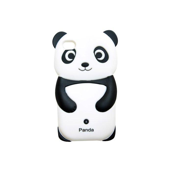 coque de protection silicone panda iphone 5 5s
