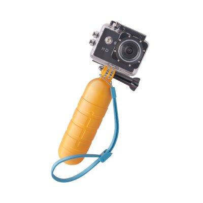 Support flottant pour caméra de sport