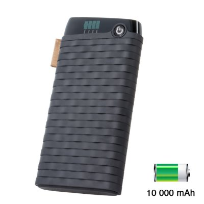 POWER BANK 10 000 mAh - Noir