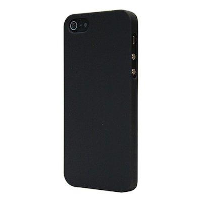 Coque Moxie Rubber Noir pour iPhone 5
