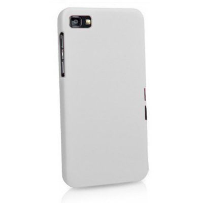 Coque de Protection Minigel BlackBerry Z10 Blanche
