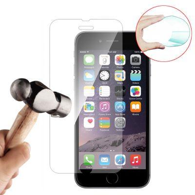 Vitre protectrice avant flexible en verre trempé pour iPhone 6 Plus/ 6S Plus