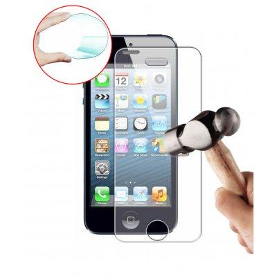 Vitre protectrice avant flexible en verre trempé pour iPhone 5/5S/SE