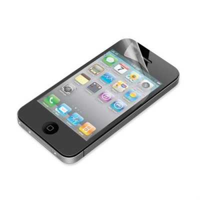 Film protege ecran transparent iPhone 4/4S