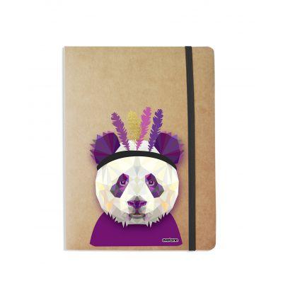 Carnet Panda Indien
