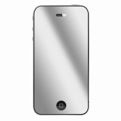Film protege ecran miroir special iPhone 4/4S