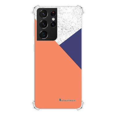 Coque Samsung Galaxy S21 Ultra 5G anti-choc souple angles renforcés transparente TrioCo La Coque Francaise