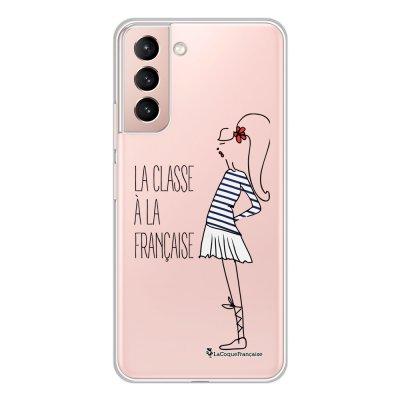 Coque Samsung Galaxy S21 Plus 5G 360 intégrale transparente Classe Tendance La Coque Francaise.