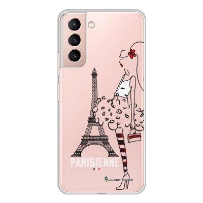 Coque Samsung Galaxy S21 Plus 5G 360 intégrale transparente Parisienne Tendance La Coque Francaise.