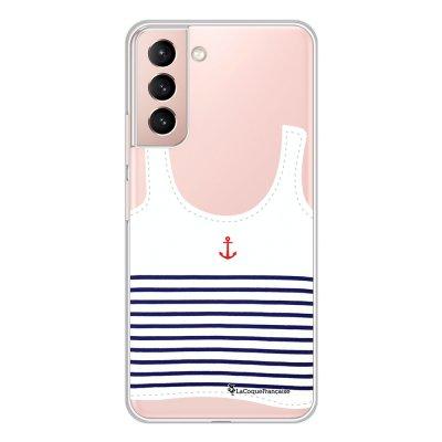 Coque Samsung Galaxy S21 Plus 5G 360 intégrale transparente Le Francais Tendance La Coque Francaise.