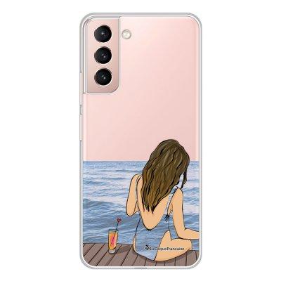 Coque Samsung Galaxy S21 Plus 5G 360 intégrale transparente Au bord de l'eau Tendance La Coque Francaise.