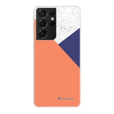 Coque Samsung Galaxy S21 Ultra 5G 360 intégrale transparente TrioCo Tendance La Coque Francaise.