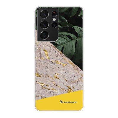 Coque Samsung Galaxy S21 Ultra 5G 360 intégrale transparente Trio Jungle Tendance La Coque Francaise.