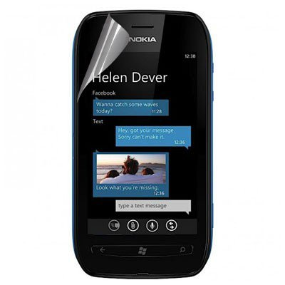 Film De Protection Ecran Pour Nokia Lumia 710