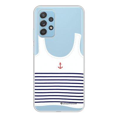 Coque Samsung Galaxy A52 souple transparente Le Francais Motif Ecriture Tendance La Coque Francaise.