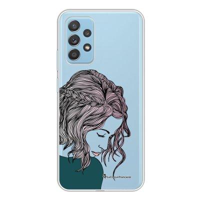 Coque Samsung Galaxy A52 souple transparente Lolita Motif Ecriture Tendance La Coque Francaise.