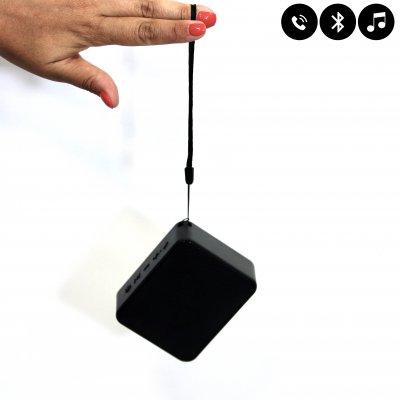 Enceinte Bluetooth Noire 5w et radio FM
