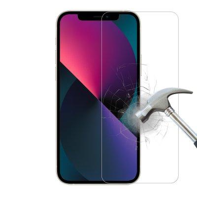 Vitre iPhone 13 Mini protecteur écran en verre trempé ultra résistant