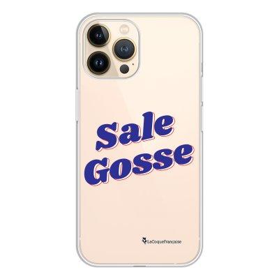 Coque iPhone 13 Pro 360 intégrale transparente Sale gosse bleu Tendance La Coque Francaise.