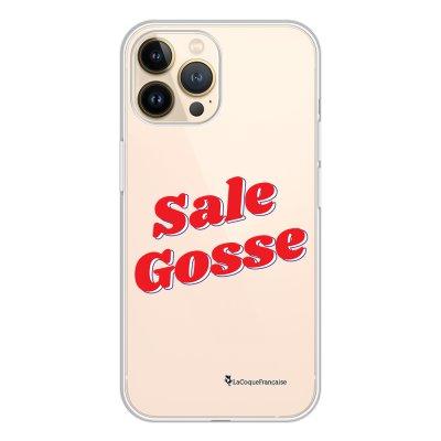 Coque iPhone 13 Pro 360 intégrale transparente Sale gosse rouge Tendance La Coque Francaise.