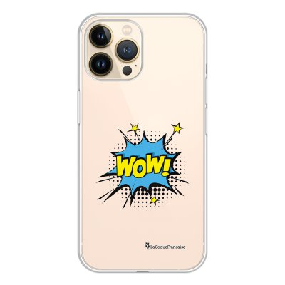 Coque iPhone 13 Pro 360 intégrale transparente WOW Tendance La Coque Francaise.