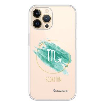 Coque iPhone 13 Pro 360 intégrale transparente Scorpion Tendance La Coque Francaise.