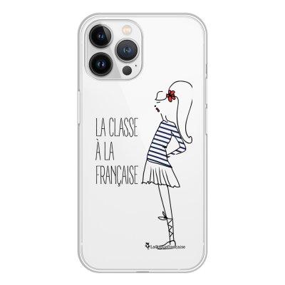 Coque iPhone 13 Pro Max 360 intégrale transparente Classe Tendance La Coque Francaise.