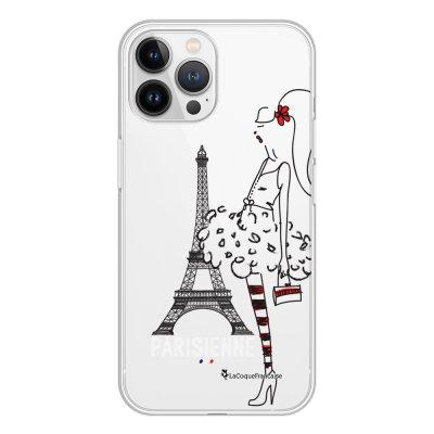 Coque iPhone 13 Pro Max 360 intégrale transparente Parisienne Tendance La Coque Francaise.