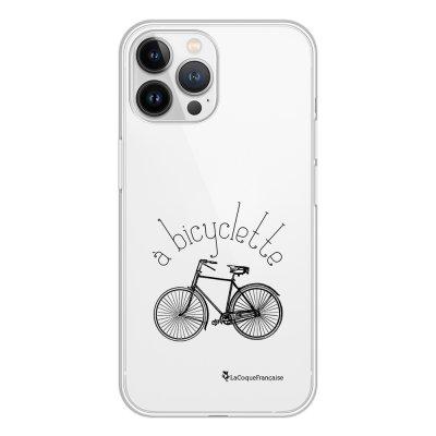 Coque iPhone 13 Pro Max 360 intégrale transparente Bicyclette Tendance La Coque Francaise.