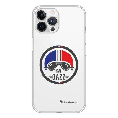 Coque iPhone 13 Pro Max 360 intégrale transparente Ca gazz Tendance La Coque Francaise.
