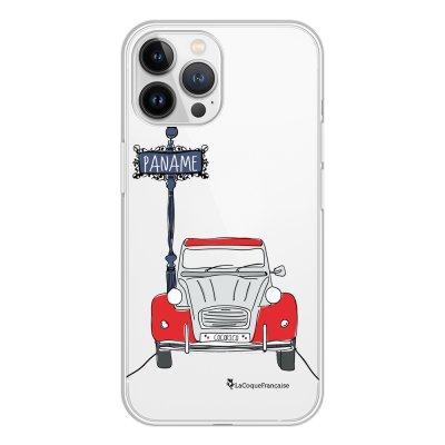 Coque iPhone 13 Pro Max 360 intégrale transparente 2CV cocorico Tendance La Coque Francaise.
