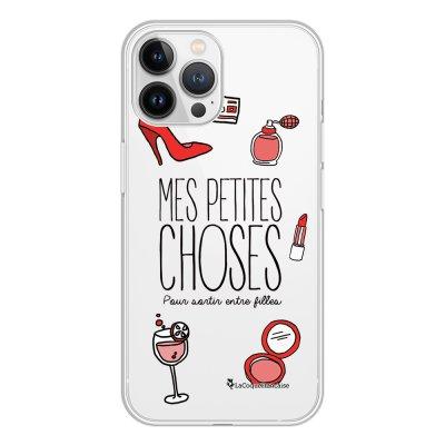 Coque iPhone 13 Pro Max 360 intégrale transparente Pour Sortir Entre Filles Tendance La Coque Francaise.