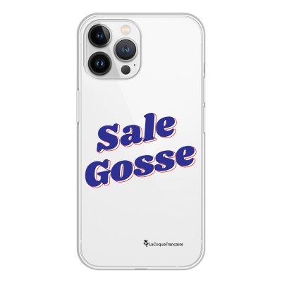 Coque iPhone 13 Pro Max 360 intégrale transparente Sale gosse bleu Tendance La Coque Francaise.
