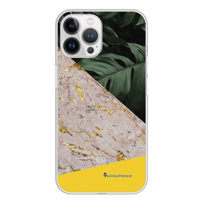 Coque iPhone 13 Pro Max 360 intégrale transparente Trio Jungle Tendance La Coque Francaise.