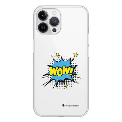 Coque iPhone 13 Pro Max 360 intégrale transparente WOW Tendance La Coque Francaise.