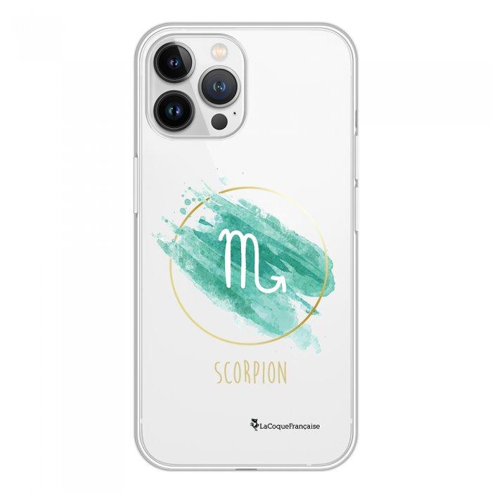 Coque iPhone 13 Pro Max 360 intégrale transparente Scorpion Tendance La Coque Francaise.