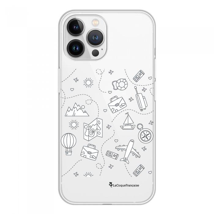 Coque iPhone 13 Pro Max 360 intégrale transparente Aventure Tendance La Coque Francaise.