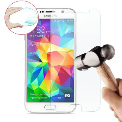 Vitre de protection flexible en verre Samsung Galaxy S6