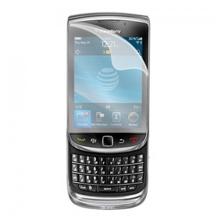 2 films protecteurs d'écran compatible BlackBerry Torch 9800/9810