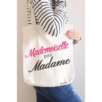 Sac Mademoiselle pas Madame